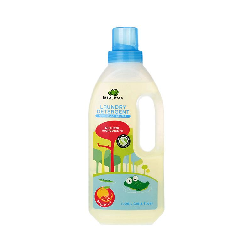 harga Little Tree Baby Care Grapefruit Laundry Detergent Sabun Deterjen Bayi [1050 mL] Blibli.com