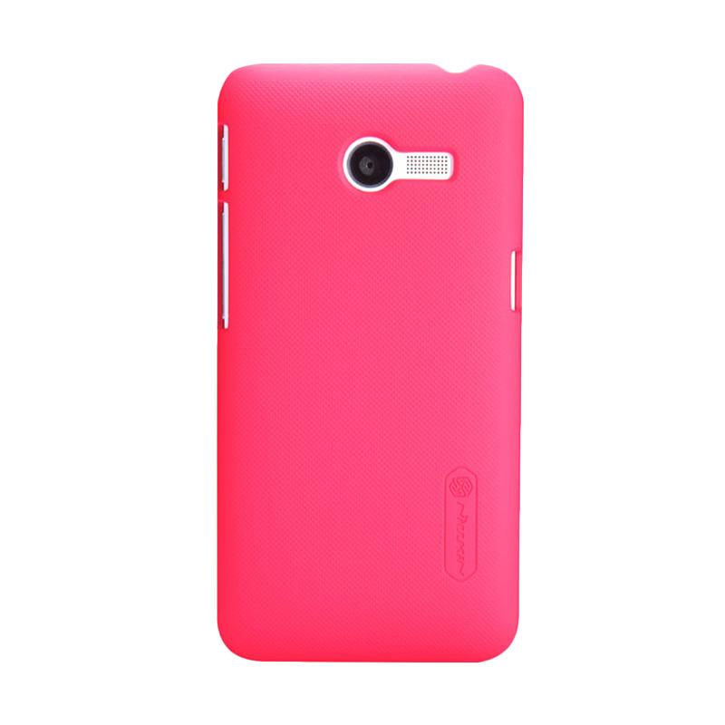 Nillkin Original Super Shield Hardcase Casing for Asus Zenfone 4 - Red [1 mm]