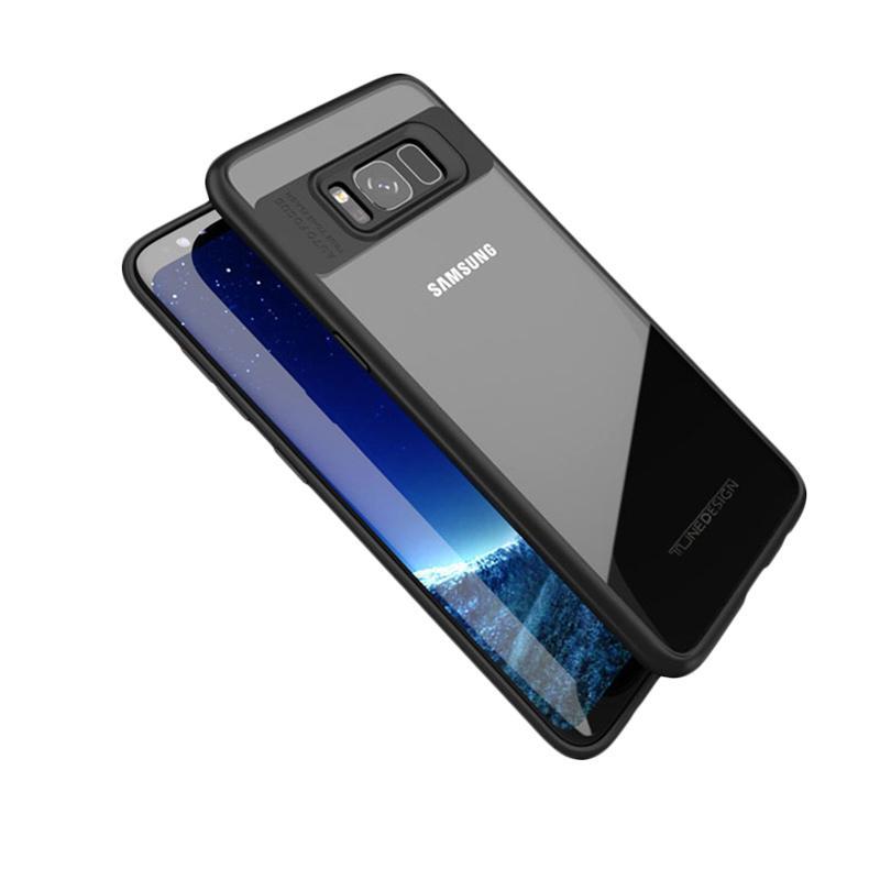 Tunedesign Sky Eye Casing for Samsung Galaxy S8 Plus - Black