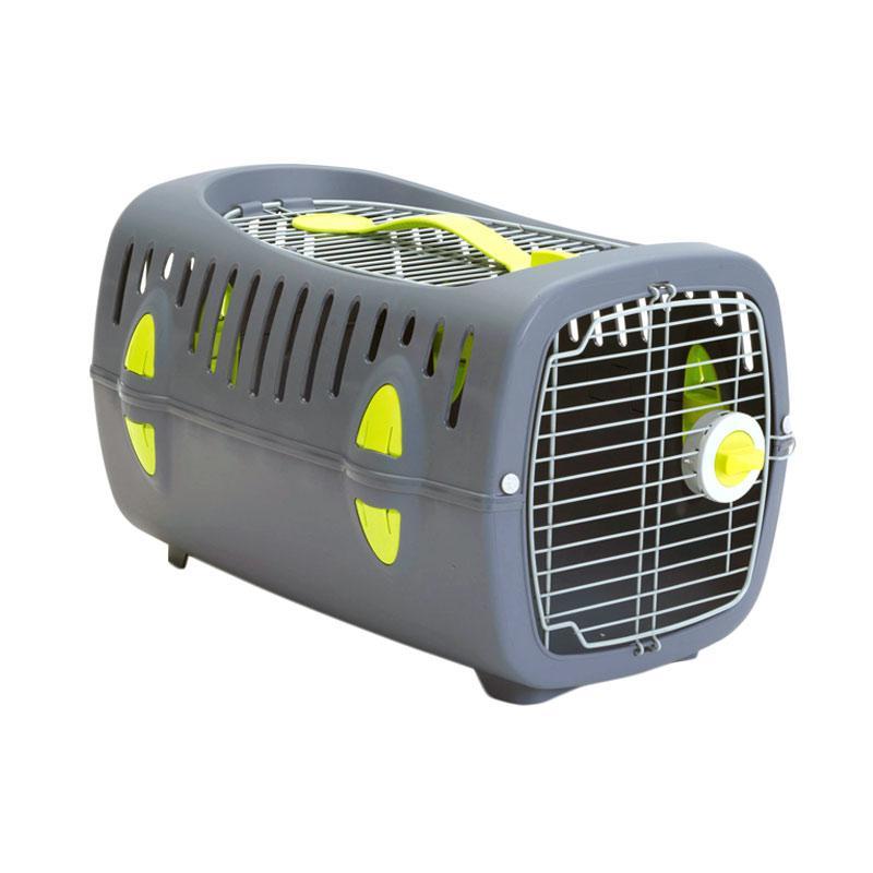Savic Touring De Luxe Pet Carrier Open untuk Kucing & Anjing Kecil