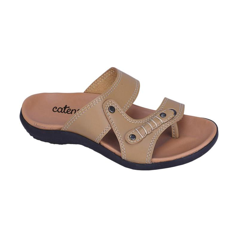 Catenzo Junior CJR CAY 010 Sandal Casual Anak Laki - Laki - Brown