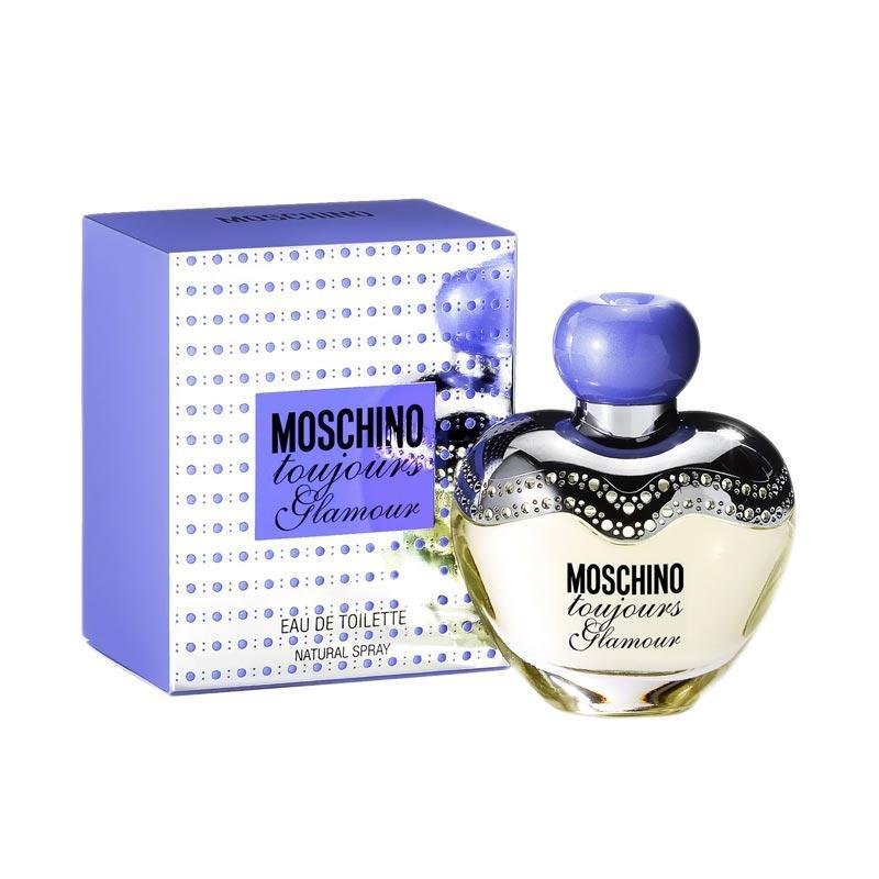 Moschino Toujours Glamour For Women EDT Parfum Wanita [100 ML]