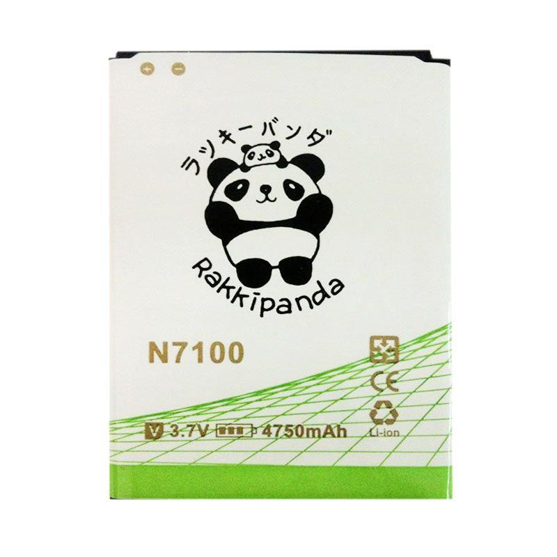 RAKKIPANDA Double Power Double IC Battery for Samsung Note 2 N7100