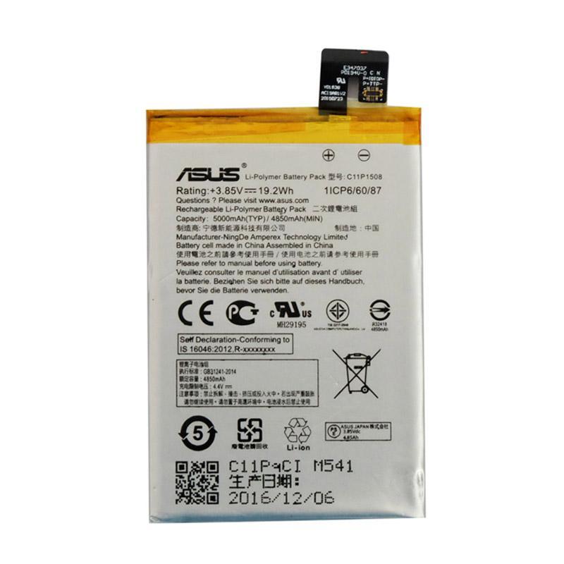 Asus Original C11P1508 Battery for Asus Zenfone Max ZC550KL 5.5 Inch