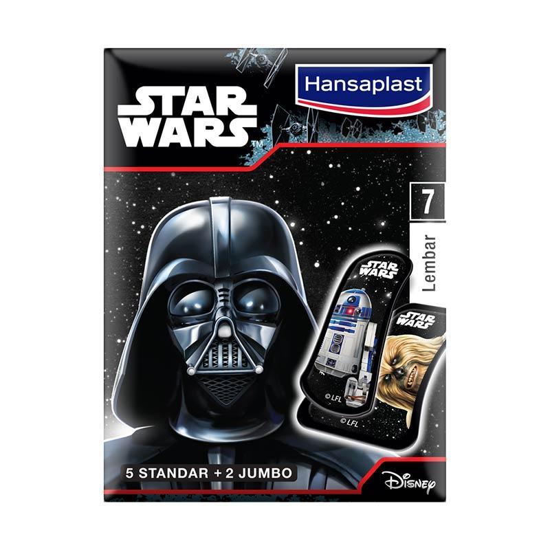 Hansaplast Plaster Kids Disney Star Wars Edition [7 sheets]