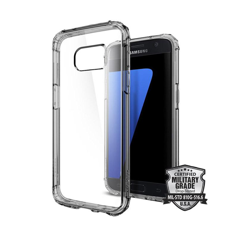 Spigen Crystal Shell Casing for Samsung Galaxy S7 - Dark Crystal