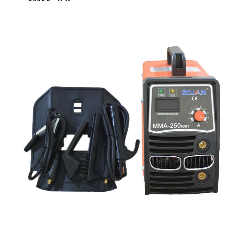 harga Poseidonpump MMA-250 Trafo Inverter Mesin Las - Orange [220A/ 730 w] Blibli.com