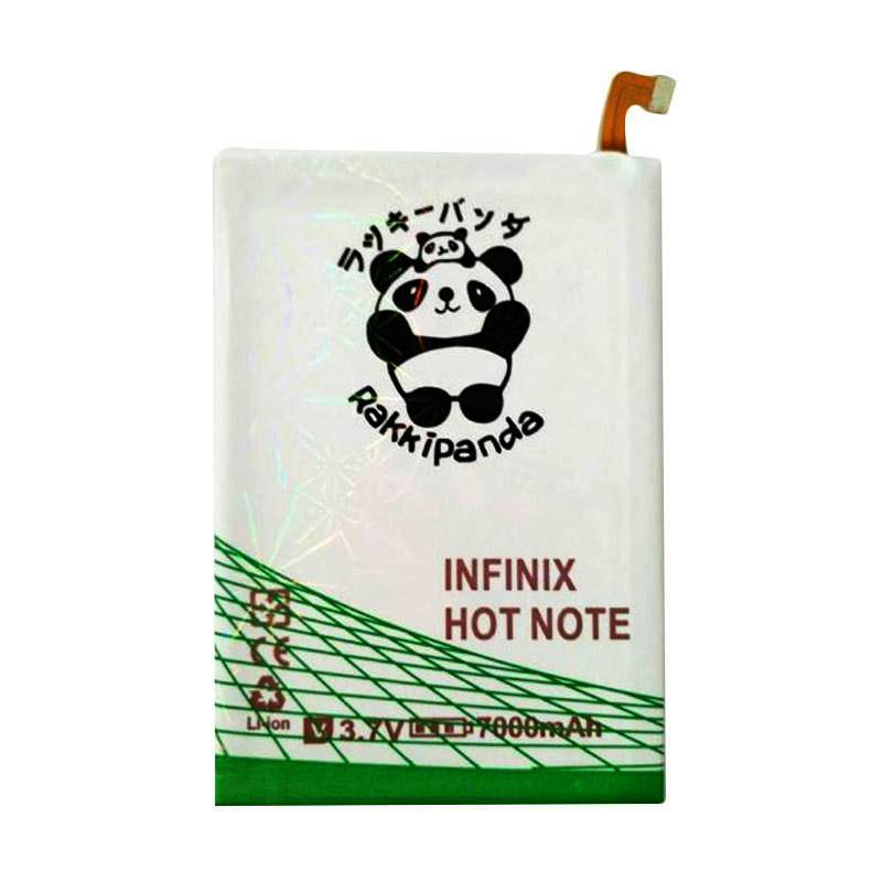 RAKKIPANDA BL40AX Baterai Double Power IC for Infinix Hot Note X551
