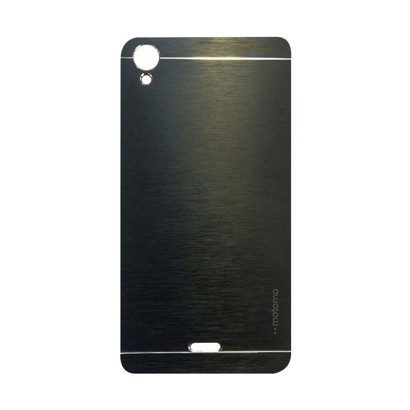 Motomo Metal Hardcase Backcase Casing for Infinix Hot Note X551 - Black