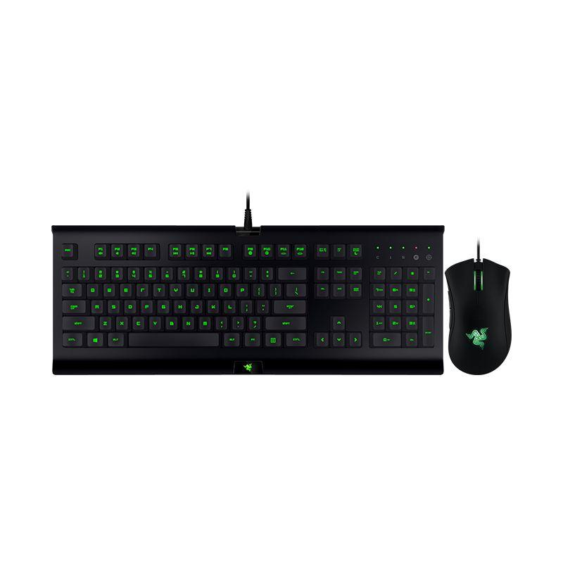 Razer Cynosa Pro Gaming Keyboard Bundling Deathadder 2000 Gaming Mouse