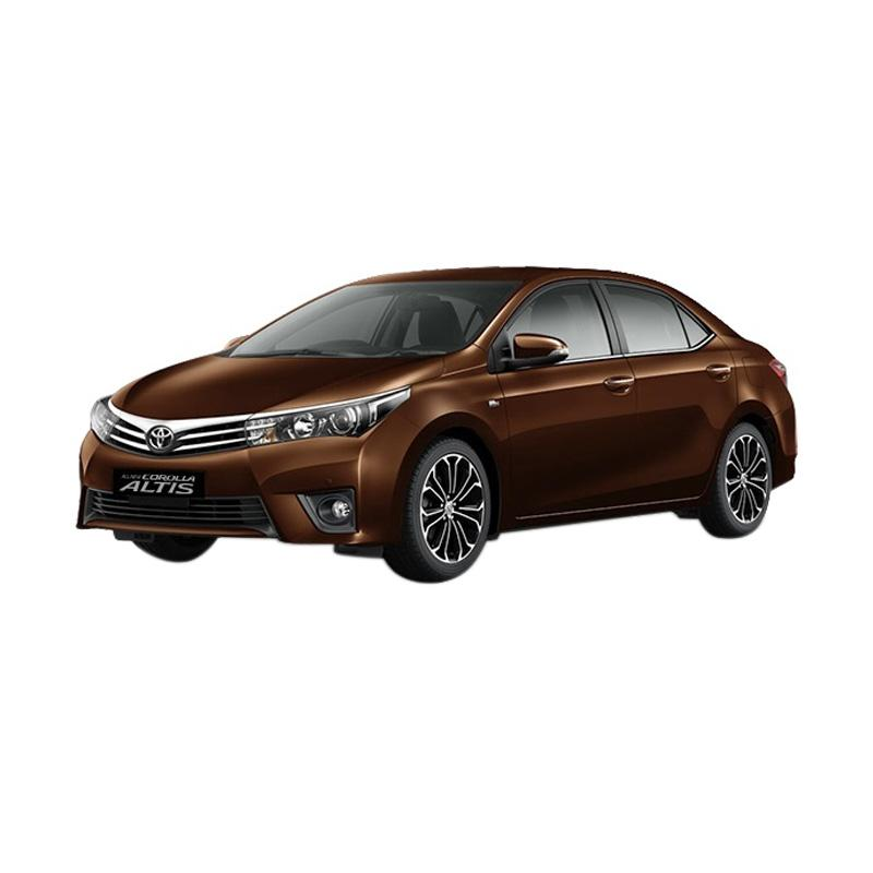 harga Toyota All New Corolla Altis 1.8 G M/T Mobil - Dark Brown Mica Metallic Blibli.com