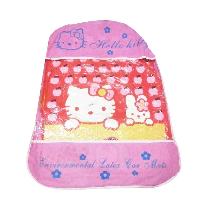Hello Kitty Motif HK with Bunny Karpet Mobil Universal