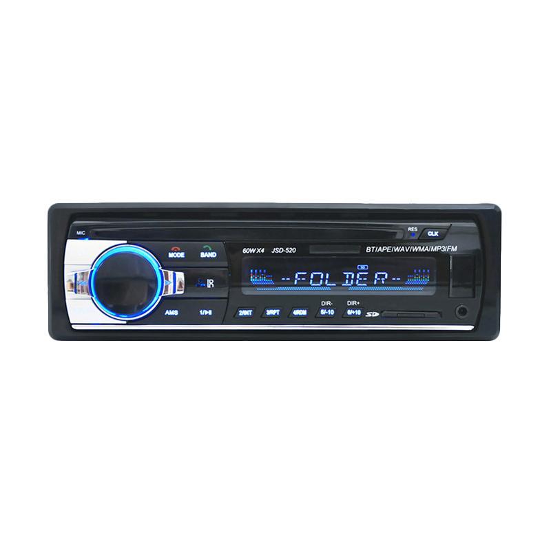 Jual Jsd 520 Bd Tape Audio Radio Mobil Multifungsi Bluetooth Usb Mp3 Fm Online Februari 2021 Blibli