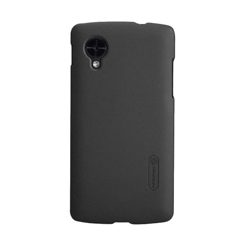 Nillkin Original Super Shield Hardcase Casing for Nexus 5 - Black [1 mm]