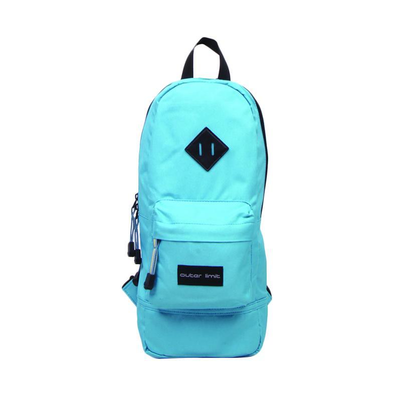 Outer Limit Mini Backpack Unisex BBP.37 Tas Ransel - Light Blue