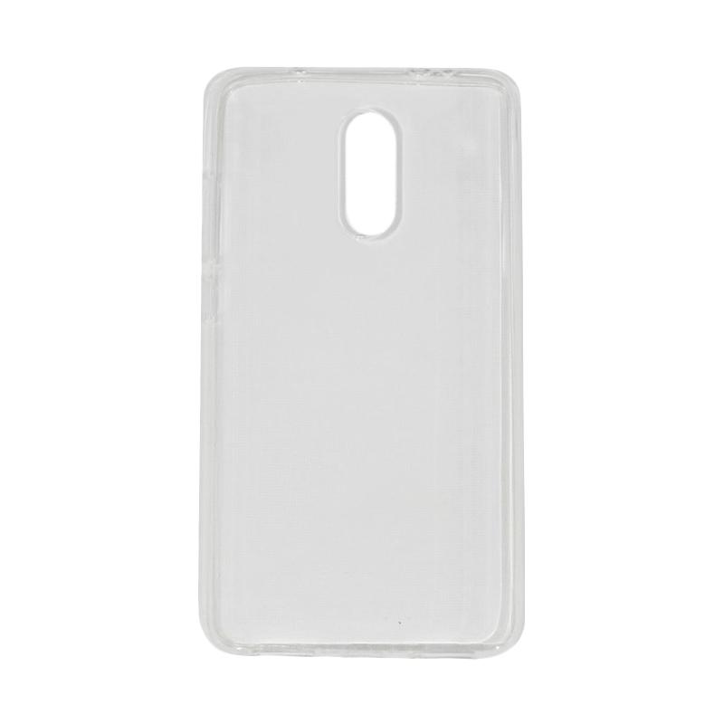 VR Ultrathin Softcase Casing for Xiaomi Redmi Note 4X - Transparant
