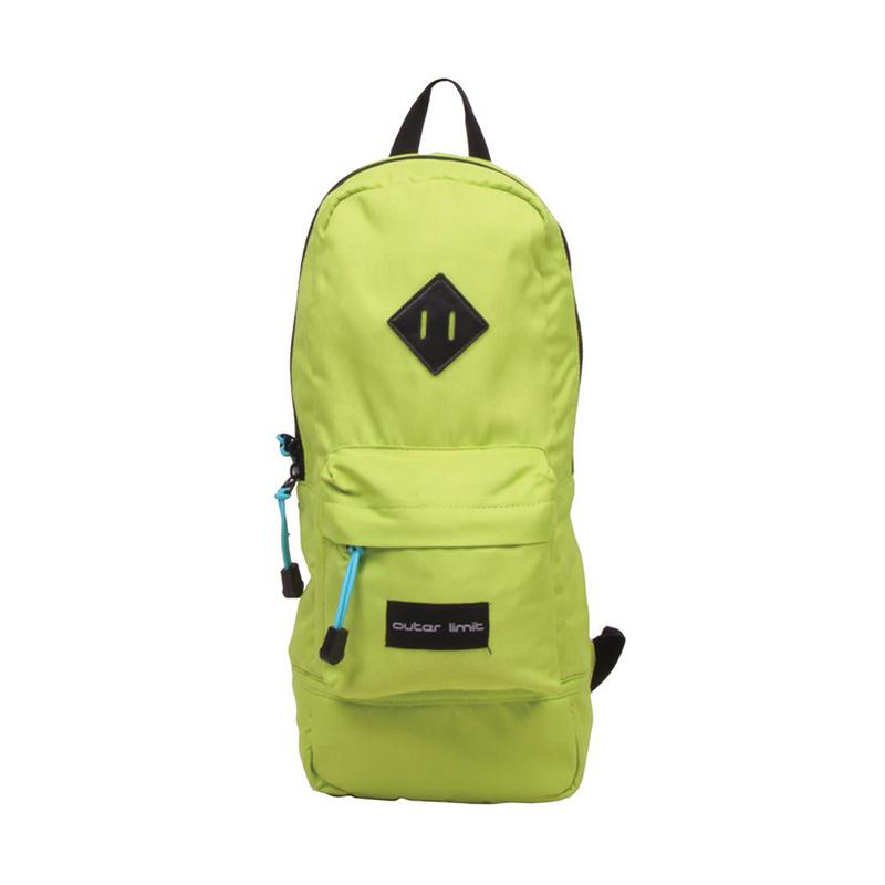 Outer Limit Mini Backpack Unisex BBP.37 Tas Ransel - Green Neon