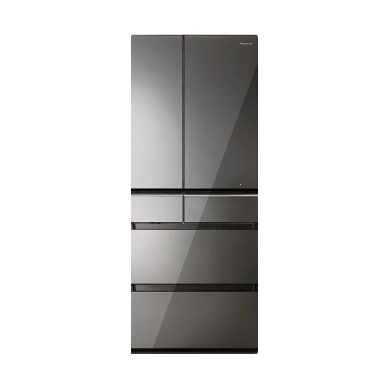 Panasonic NR-F681GT-XD Kulkas 6 Pintu [711 L/ Pintu Cermin/ Made in Japan]