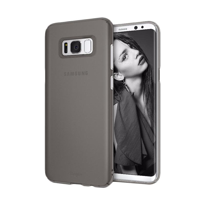 Rearth Ringke Slim Casing for Samsung Galaxy S8 5.8 Inch - Frost Gray