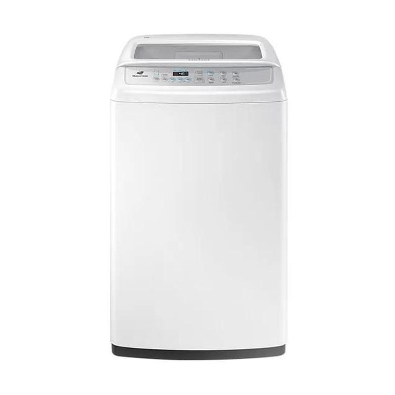 Samsung WA80H4000SW Mesin Cuci - Putih [Top Loading/Khusus Jadetabek]