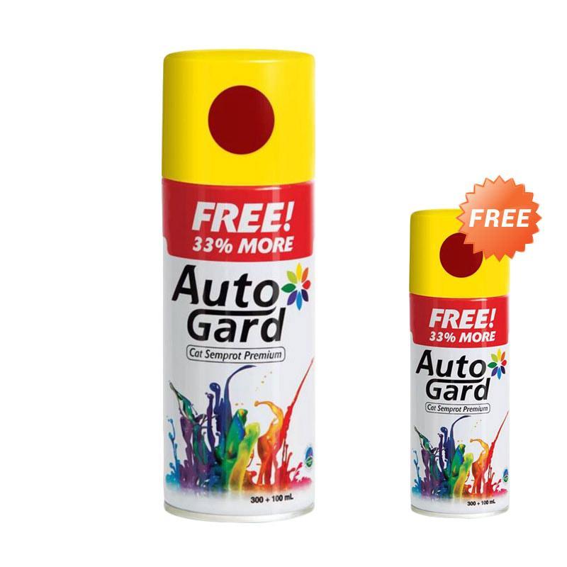 Buy 1 Get 1 Autogard AG-HO65 Cat Semprot untuk Honda - Winning Red [300ml]