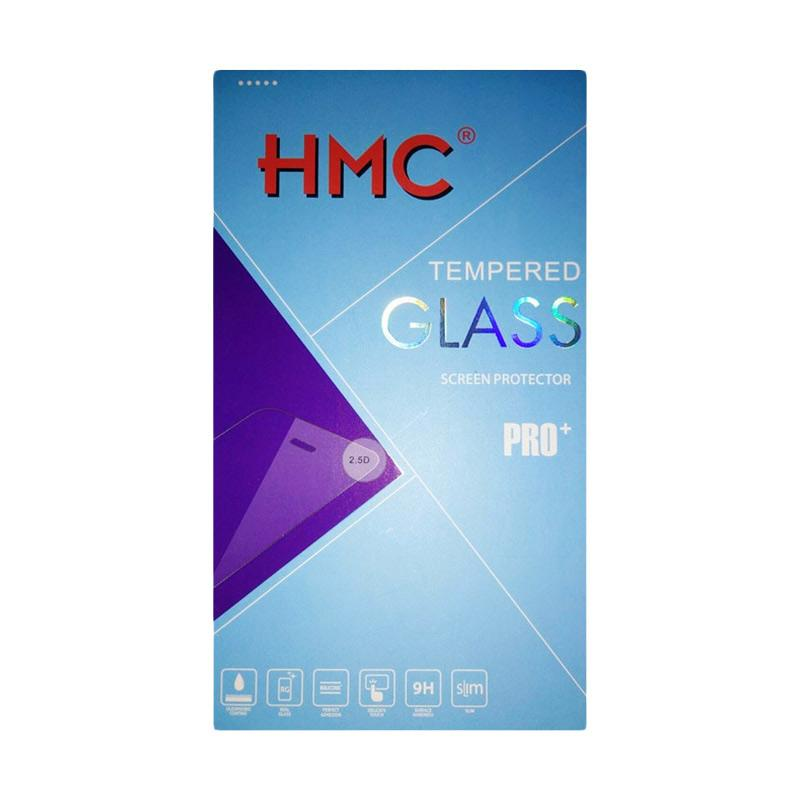 HMC Tempered Glass Screen Protector for Nokia Lumia 1020 - 4.5 Inch [2.5D Real Glass]