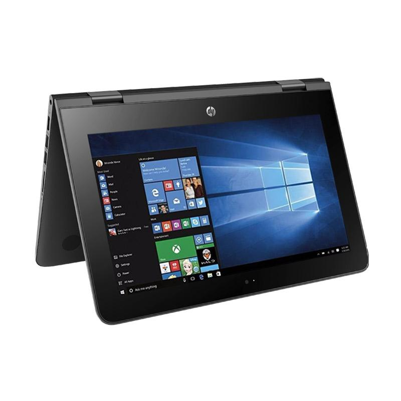 HP x360 Convertible 11-AB035TU Notebook - Black [N3060/4GB/ 500 GB/ UMA WIN 10/ 11.6 Inch/ Touch Screen] - 9288640 , 15449978 , 337_15449978 , 4799000 , HP-x360-Convertible-11-AB035TU-Notebook-Black-N3060-4GB-500-GB-UMA-WIN-10-11.6-Inch-Touch-Screen-337_15449978 , blibli.com , HP x360 Convertible 11-AB035TU Notebook - Black [N3060/4GB/ 500 GB/ UMA WIN 10/
