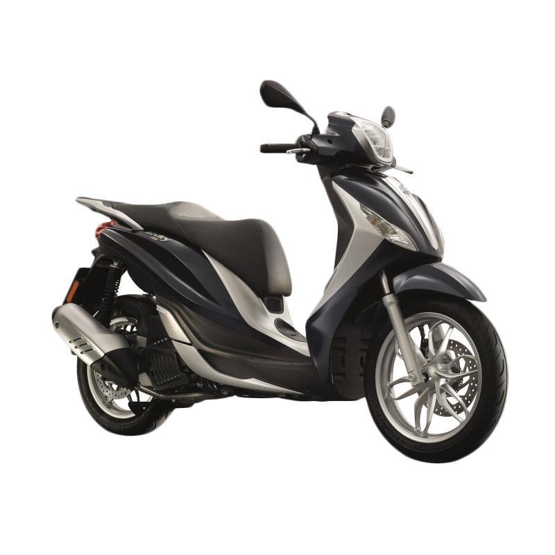 harga Vespa Piaggio New Medley 150 ABS Sepeda Motor - Blu Midnight [OTR Bandung] Blibli.com