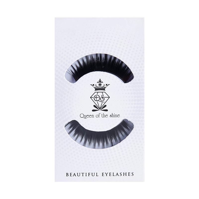 Queen Of The Shine Eyelashes Premium C40 Bulu Mata Palsu