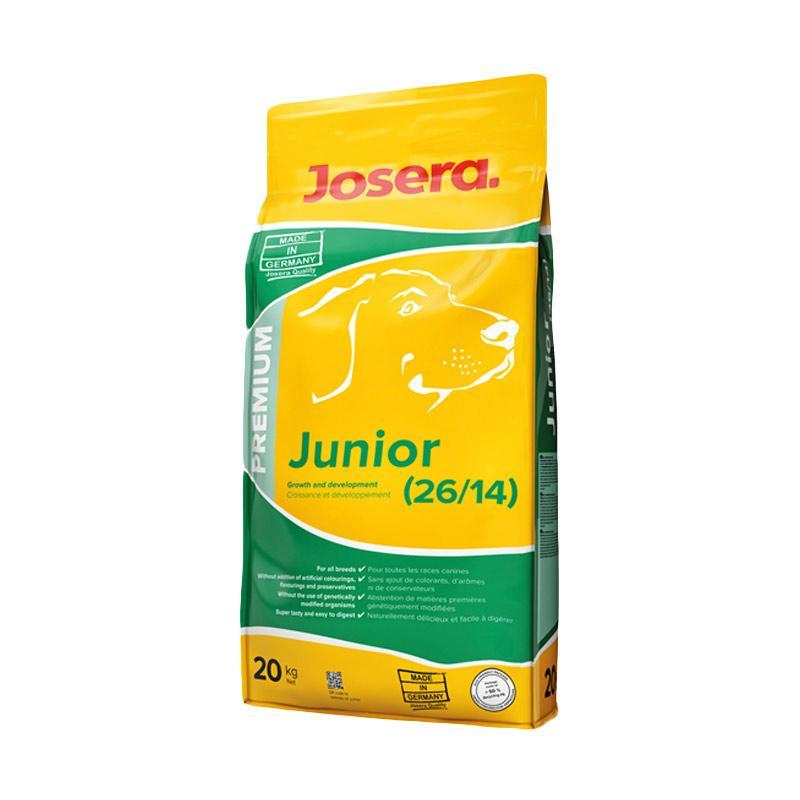 Josera Junior Premium Makanan Anjing [20 kg]