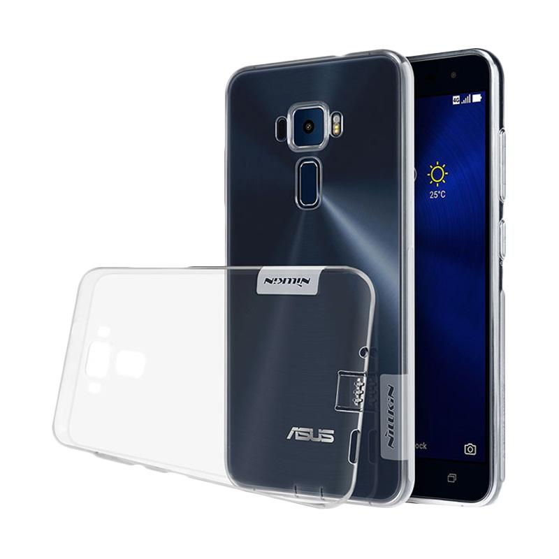 Nillkin Nature TPU Casing for Asus Zenfone 3 5.5 Inch - Clear