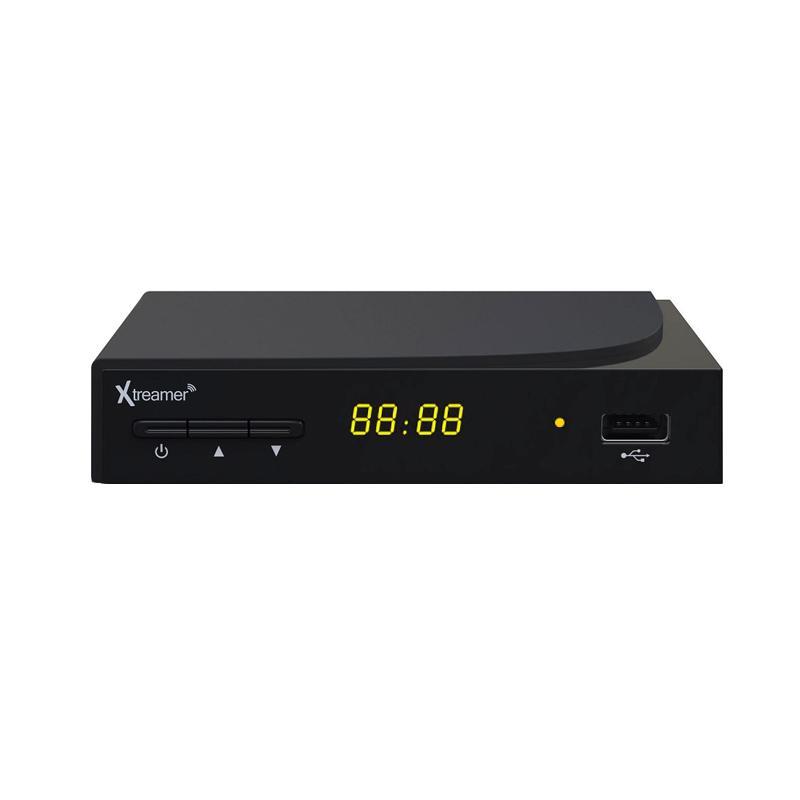 harga Xtreamer BIEN 3 Full HD Set Top Box DVB-T2 and HDMI Media Player - Black Blibli.com