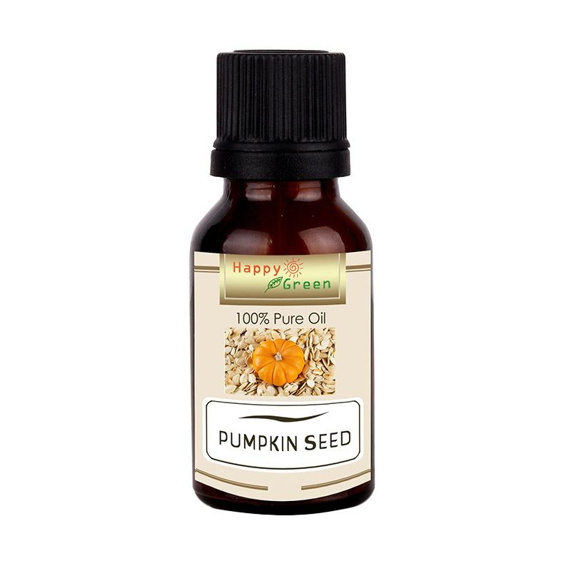 Happy Green Pumpkin Minyak Pumpkin Labu Kuning Pure & Natural Essential Oil [30 mL]