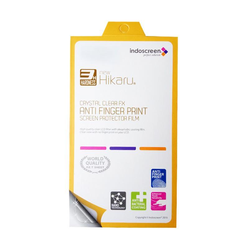 Hikaru Anti Finger Print Screen Protector for LG Stylus 2 - Clear