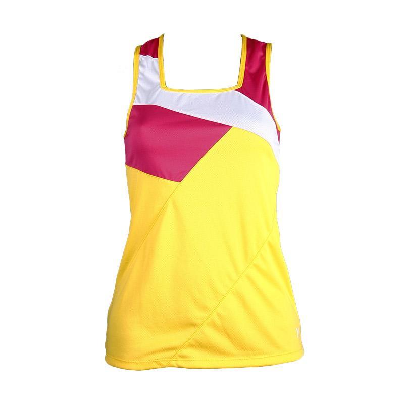 harga Lasona Baju Atasan Panjang Senam Wanita - Kuning Merah Lembayung BRP-3000-M Blibli.com