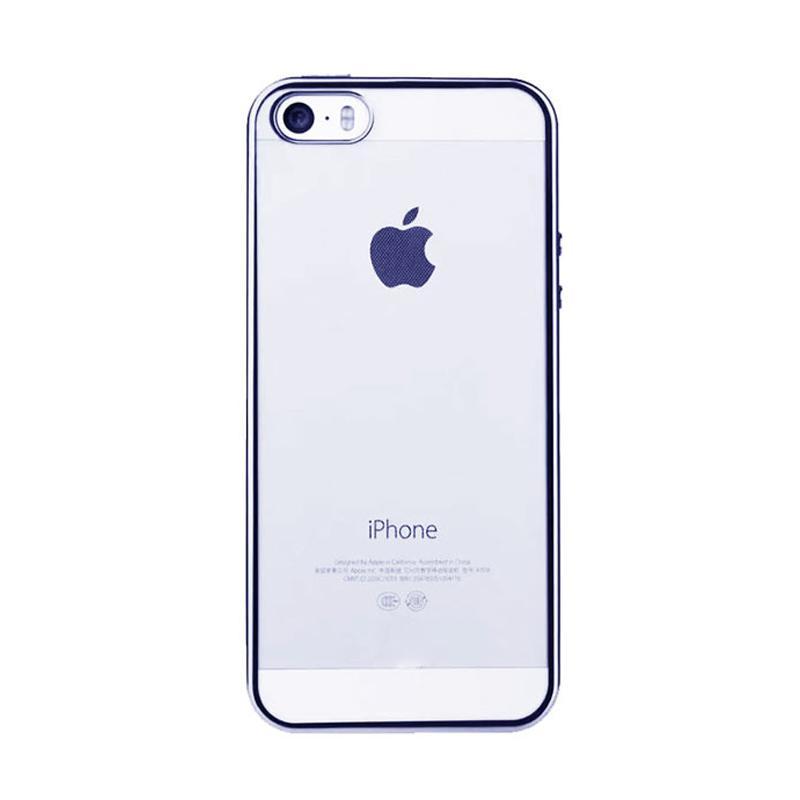 Likgus Tough Shield Casing for iPhone 6 Plus or 6S Plus - Dark Grey