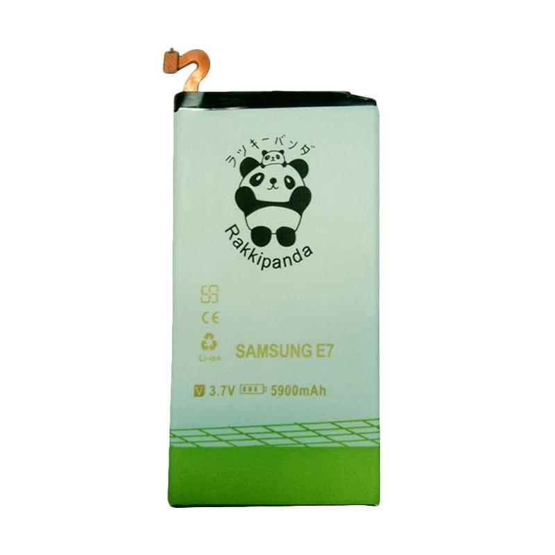 RAKKIPANDA Double Power Double IC Battery for Samsung Galaxy E7