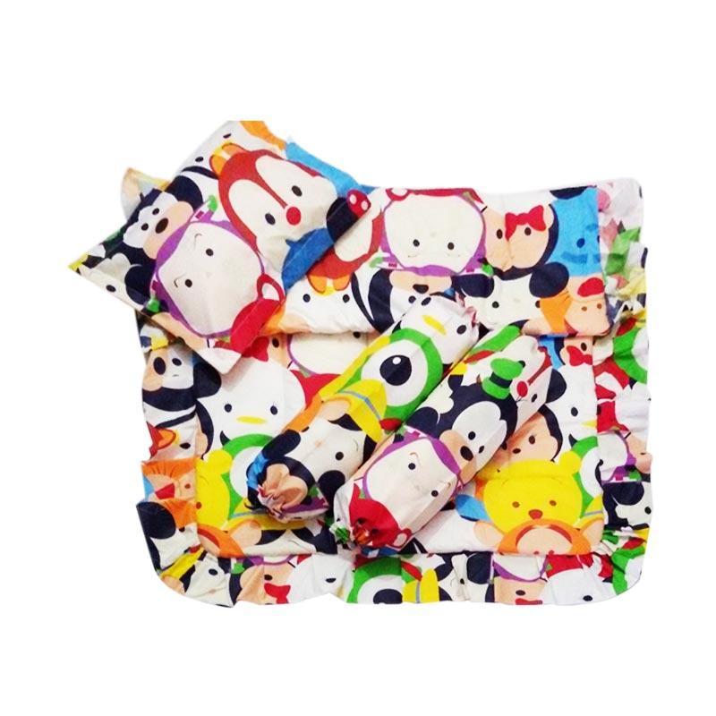 harga Jaxine-Paket Theora Tsum Tsum Set Bed Cover dan Sarung Bantal Bayi Blibli.com