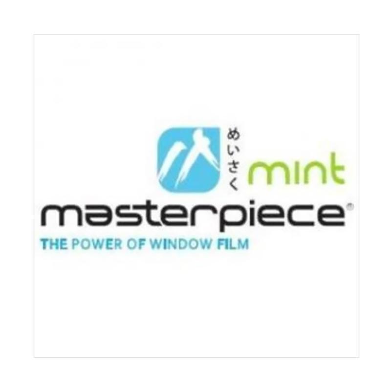 MASTER PIECE RENZU MINT - KACA FILM SAMPING DAN BELAKANG (SMALL CAR)