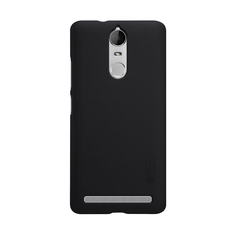 Nillkin Original Super Shield Hardcase Casing for Lenovo K5 Note -�� Black [1 mm]
