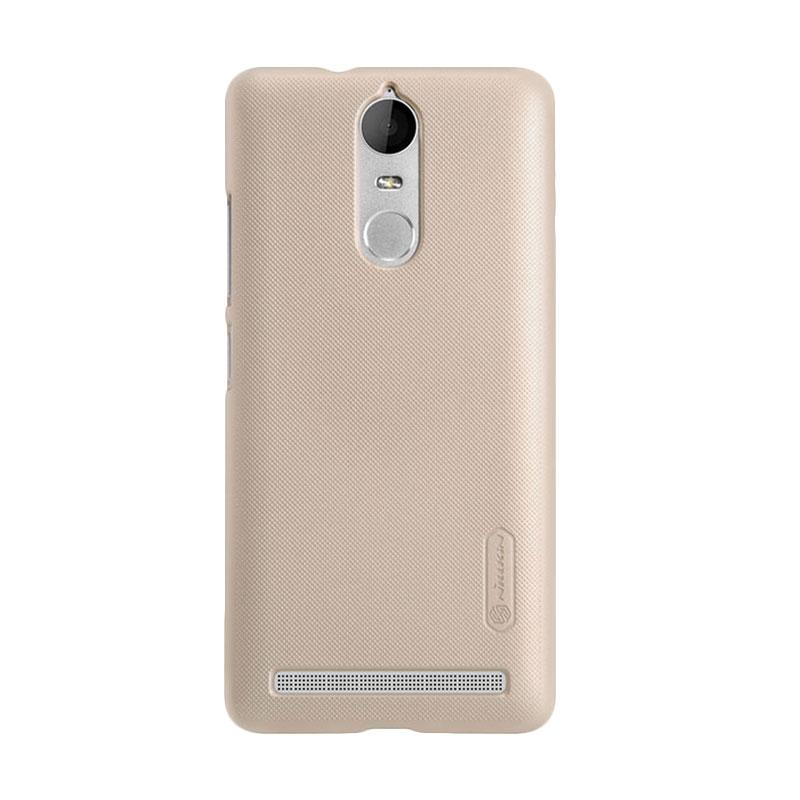 Nillkin Original Super Shield Hardcase Casing for Lenovo K5 Note -�� Gold [1 mm]