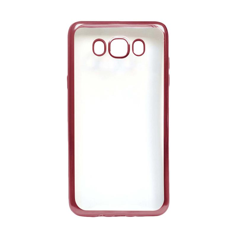 Ultrathin iPhoria Shining Casing for Samsung J510 (J5 2016) - Rose Gold