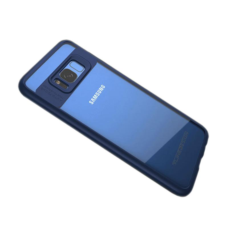 Tunedesign Sky Eye Casing for Samsung Galaxy S8 Plus - Navy