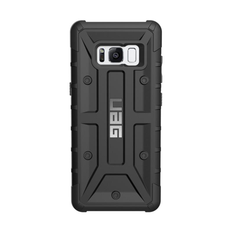 UAG Urban Armor Gear Pathfinder Casing for Samsung Galaxy S8 Plus - Black
