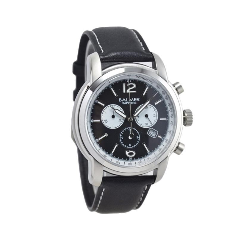 Balmer Casual D46H735BL7910MHTMS Chronograph Leather Strap
