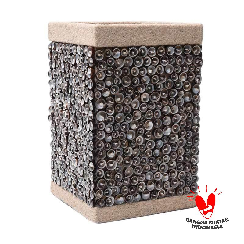 harga Susi Craft V03C Kerang Alami Vas Aksen Dekorative - Multicolour Blibli.com