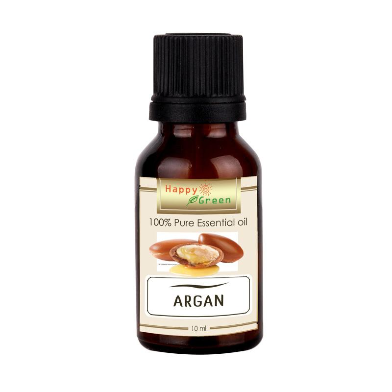 Happy Green Cosmetic Grade Argan Oil [10 mL]