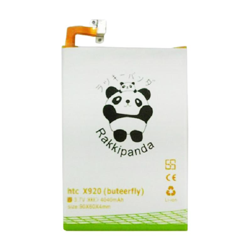 RAKKIPANDA Battery Double Power IC for HTC BUTTERFLY or HTC X920