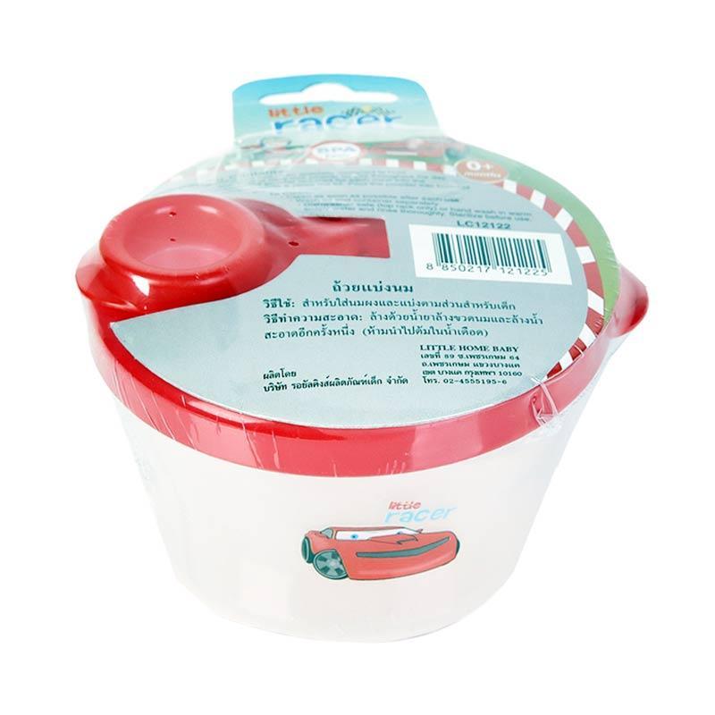 Chloe Babyshop S194 Little Racer Container Susu Formula - Red