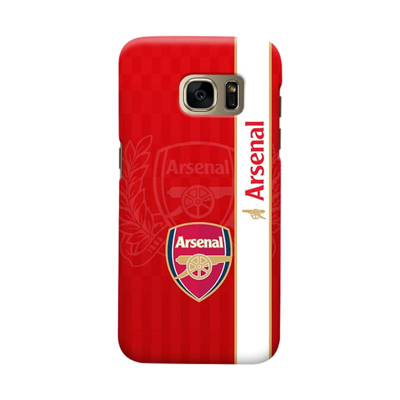 Indocustomcase Arsenal FC AFC03 Casing for Samsung Galaxy S6